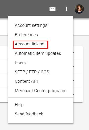 Cвязка аккаунтов Google Merchant Center с My Business