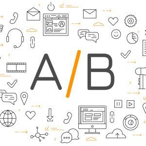 a-b test