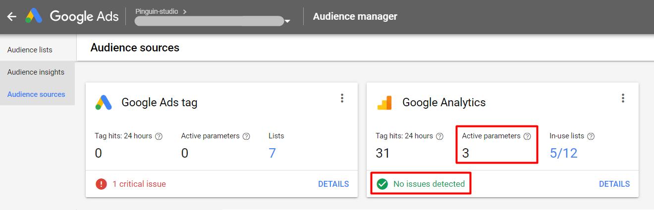 Google Ads audience динамический ремаркетинг