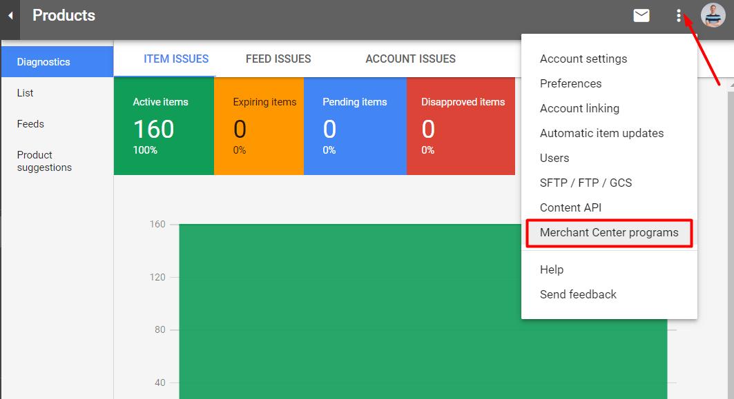 функция динамического ремаркетинга в Google Merchant Center