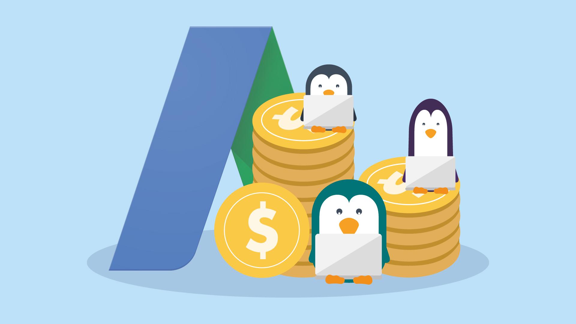 Стратегии назначения ставок Google AdWords