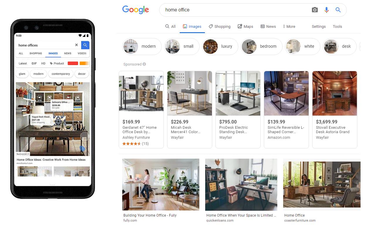 Новый формат торговой рекламы в Google Ads