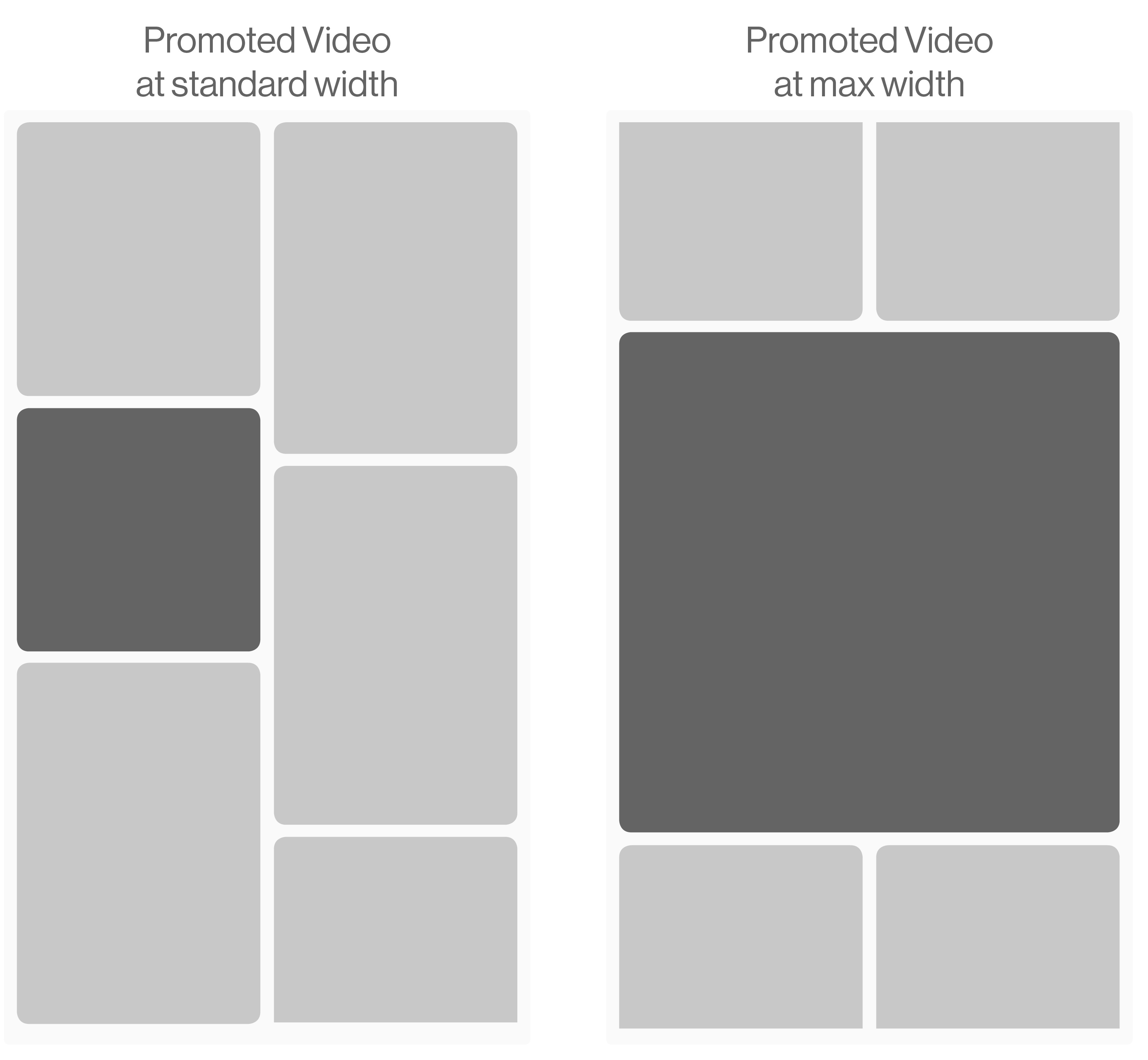 Размер видеопина