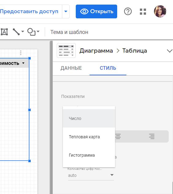 Как работать с таблицами