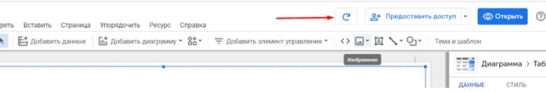 Данные Google Таблиц не обновляются