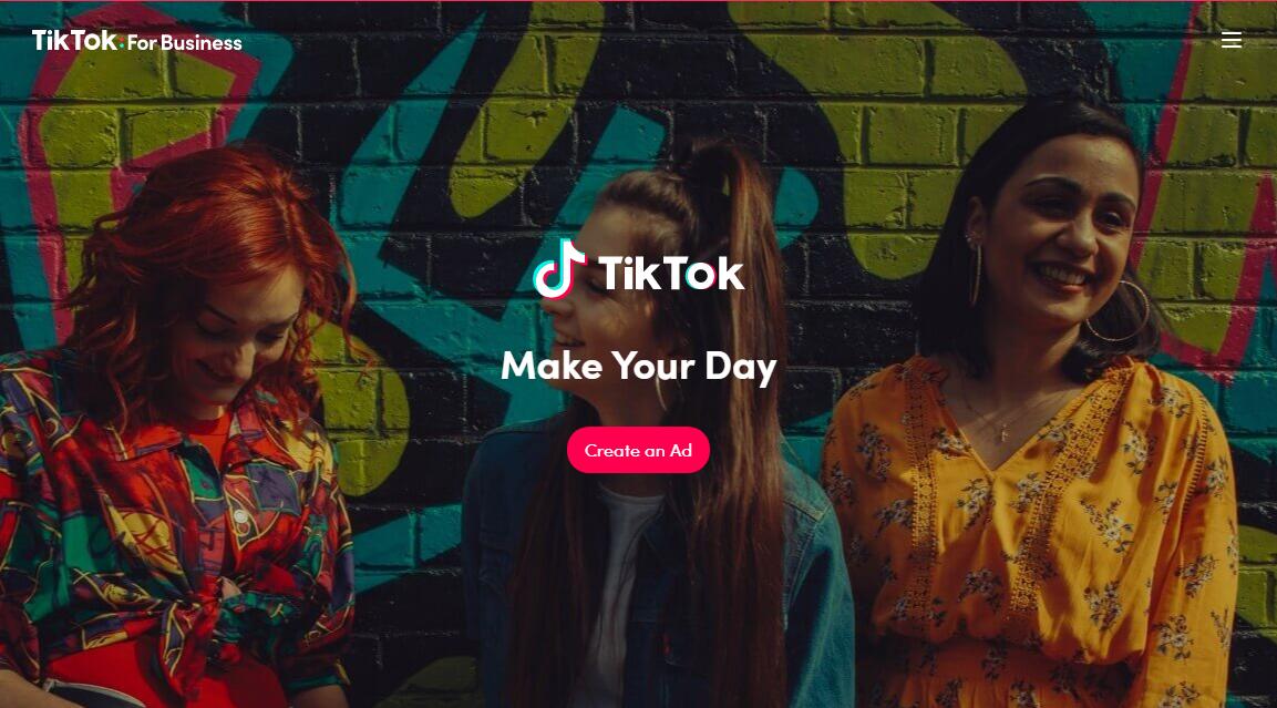 Рекламный кабинет и вспомогательные инструменты для рекламы в ТикТок