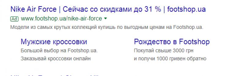 Поисковая реклама в Google Ads