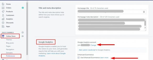 Google Analytics і розширена електронна торгівля