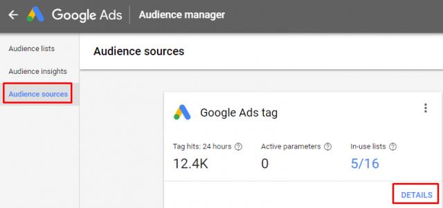 Де шукати id в акаунті Google Ads: